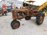 Allis Chalmers Tractor Doesn't Run
