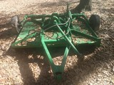 6ft Hydraulic Pull Mower  PICK UP IN MEXIA