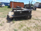 FLATBED FORD SHORT BED  UTILITY