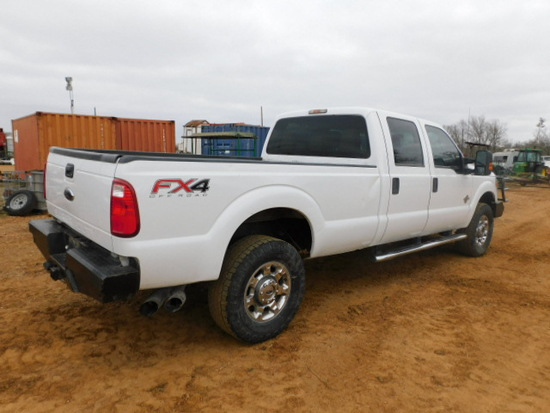 2013 F-350 PICKUP TRUCK/DAILY DRIVER/ MILES MAY VARY SLIGHTLY