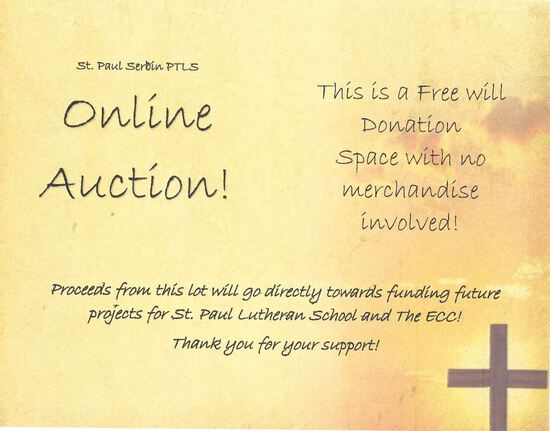FREE WILL DONATION LOT