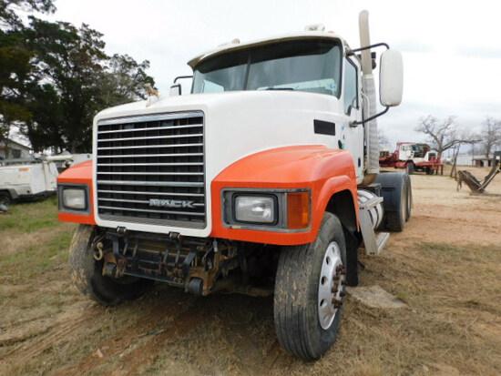 2012 Mack Haul  WINCH Truck Tractor