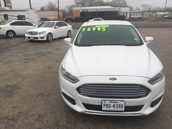 *NOT SOLD*2014 FORD FUSION  /VERY CLEAN PER OWNER