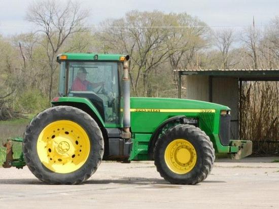 APRIL FARM & CONSTRUCTION MACHINERY  REG.  AUCTION
