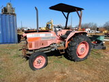 *NOT SOLD* Kubota L4150 Tractor Does not run!!!