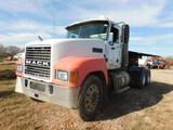 *NOT SOLD*Mack Truck tractor 2012