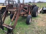 *NOT SOLD* LONG 900 TRACTOR LOADER