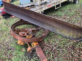 *SOLD* HEAVY DUTY 3 POINT BLADE
