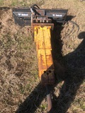 *NOT SOLD*HAMMER ATTACHMENT FOR SKID STEER