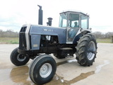 *NOT SOLD*WHITE TRACTOR FIELD BOSS