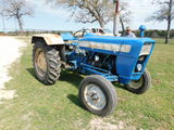 *NOT SOLD* FORD 2000  DIESEL TRACTOR