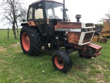*SOLD* 1494 CASE TRACTOR