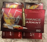 *SOLD* HORNADY SUPERFORMANCE .222 AMMO