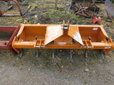 *NOT SOLD* WOODS BOX BLADE 6 FT/ UNUSED HEAVY DUTY