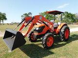 *NOT SOLD* KUBOTA M5640SU FARM TRACTOR 4 X 4