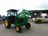 *NOT SOLD* 2955 JOHN DEERE  TRACTOR WITH CAB AIR