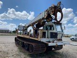*NOT SOLD* BOMBARDIER TRACK DIGGER VEHICLE  RUNNING CONDITION UNKNOWN
