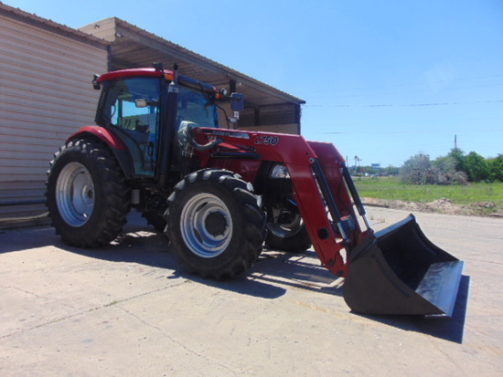 MAY FARM & CONSTRUCTION MACHINERY ONLINE AUCTION