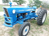 *NOT SOLD*FORD 2600 FARM TRACTOR