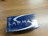 SOLD SPEER LAWMAN RHT 357 SIG FRANGIBLE CF AMMO 100 GRAIN 100 ROUNDS