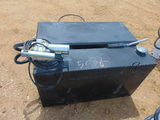 SOLD FUEL TANK AND TOOL BOX