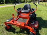 SOLD NEW BADBOY 725CC 0 TURN MOWER 54 IN CUT ONLY 4 HRS AND HAS 2 YEAR WARRENTY