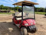 *NOT SOLD*ELECTRIC GOLF CART GOOD BATTERIES DRIVES FAST