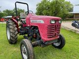 *NOT SOLD*3525 MAHINDRA DIESEL TRACTOR DRIVES GOOD