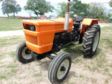 NOT SOLD ALLIS CHAMBERS 5040 FARM TRACTOR