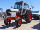 *NOT SOLD*1490 CASE DIESEL CAB FARM TRACTOR
