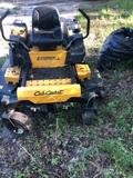 *SOLD* Cub Cadet 0 Turn Lawn Mower.