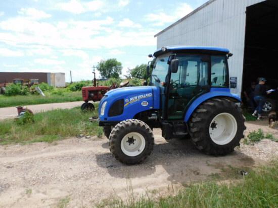 JUNE FARM & CONSTRUCTION MACHINERY  REG. AUCTION