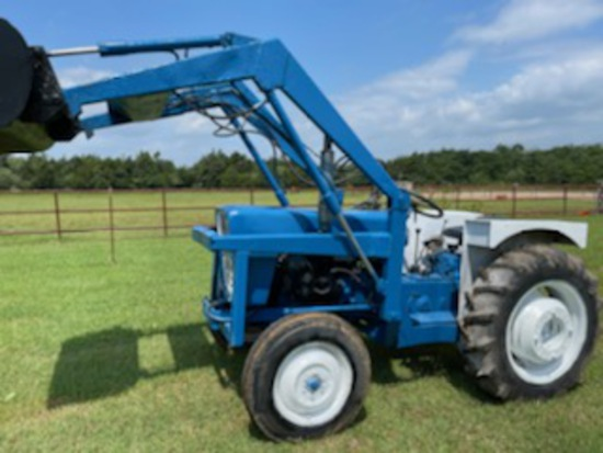 *NOT SOLD*FORD 1000 DIESIL TRACTOR