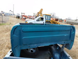 *NOT SOLD*FORD RANGER TRUCK BED