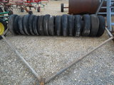 *NOT SOLD*TIRE ROLLER