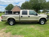*NOT SOLD*12/00 FORD DIESEL 4 X 4 PICKUP TRUCK