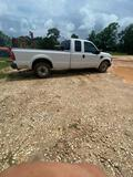 *NOT SOLD*2009 FORD 250 PICK UP TRUCK
