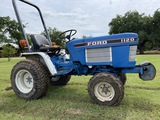 *NOT SOLD*FORD 1120 WITH 5 FT MOWER AND 5 FT GRADING BLADE