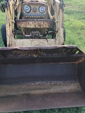 *NOT SOLD*INTERNATIONAL 2444 LOADER TRACTOR/ DOES NOT RUN