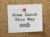 PICK UP TIMES AND FREE LUNCH!!!!!