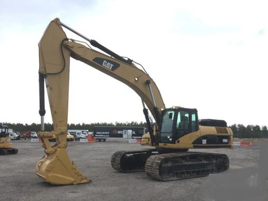 2008 Cat 330DL Track Excavator.