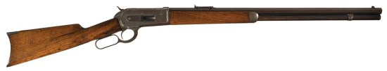 Winchester Model 1886 Lever Action .45-70 Rifle