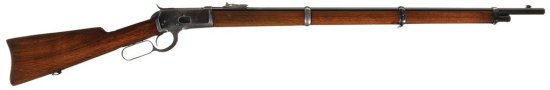 Rare Winchester Model 1892 Lever Action Musket