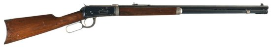 World War I Era Winchester Model 1894 Takedown Lever Action Rifle