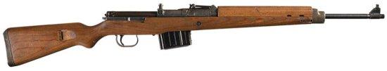 "World War II Berlin-Lubecker ""duv 44"" Code K43 Semi-Automatic Rifle"