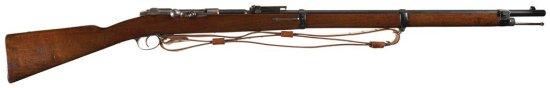 Amberg Arsenal Model 71/84 Bolt Action Rifle