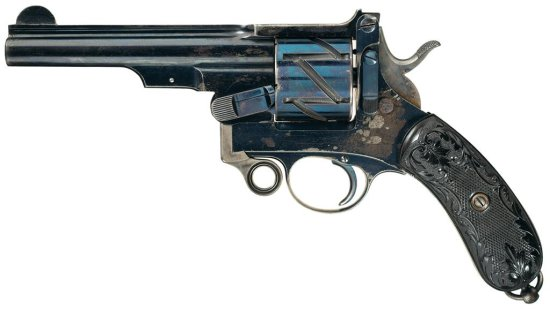Mauser Model 1878 11 mm Zig-Zag Single Action Revolver