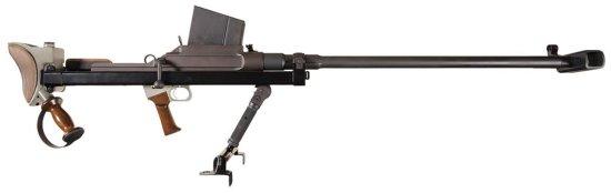 Birmingham Small Arms Boys Mark One Bolt Action Anti-Tank Rifle, 50 BMG Conversion