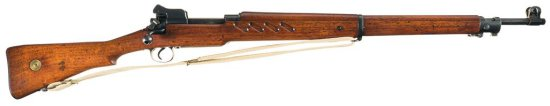 "Scarce Early Serial Number ""289"" British Enfield Pattern 1913 Trials Rifle in the Rare British .276"