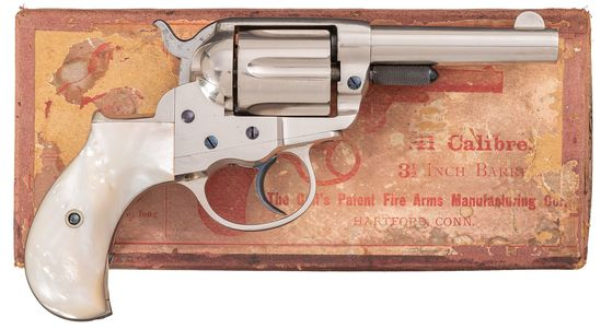 colt 1877 thunderer serial numbers